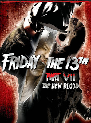 Friday the 13th Part VII: The New Blood (1988) Dual Audio 1080p | 720p BluRay [Hindi – Eng] ESub x265 HEVC 10Bit 1.1Gb | 510Mb