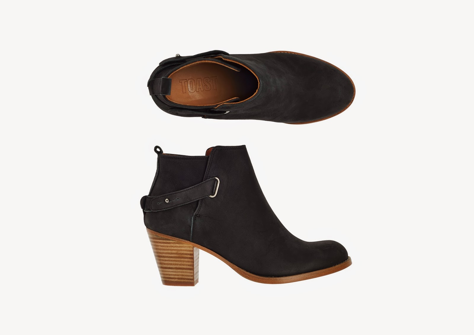 The perfect ankle boot from Toast