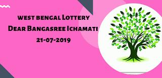 Lottery Sambad, Dear Bangasree Ichamati