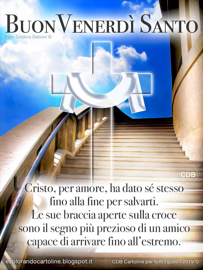 Cdb Cartoline Per Tutti I Gusti Cartolina Religiosa Buon