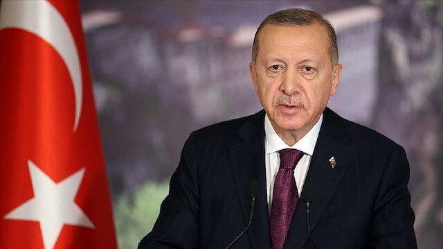 تركيا بالعربي - أردوغان يلتقي رئيس المحكمة الأوروبية لحقوق الإنسان