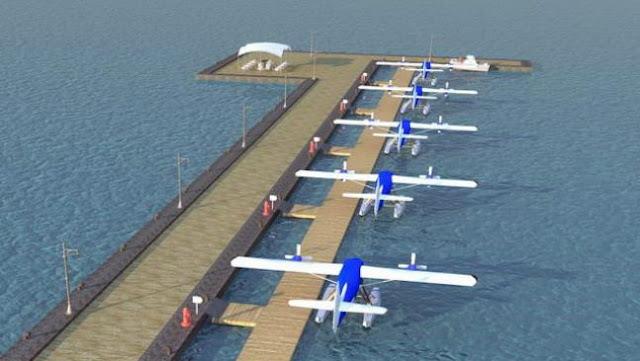 Ήγουμενίτσα: Προχωρούν οι εργασίες στο νέο λιμάνι Ηγουμενίτσας και η κατασκευή υδατοδρομίου