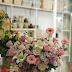 Hoa cắm bình gỗ MS00047