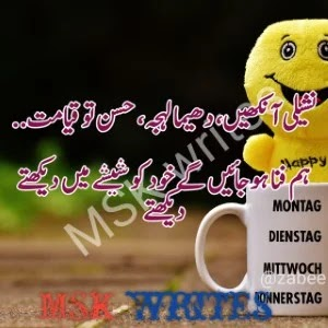 Urdu Poetry Funny