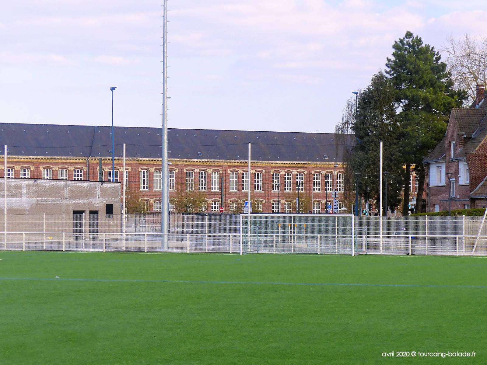 Stade Melbourne et Lycée Gambetta, Tourcoing