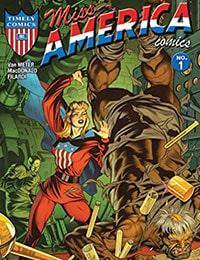 Miss America Comics 70th Anniversary Special