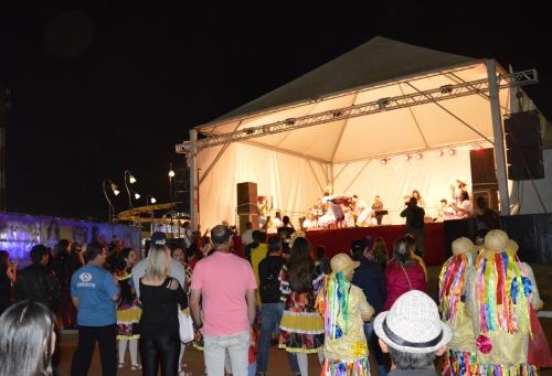 Palco B do Festival do Folclore de Olímpia receberá 56 atrações