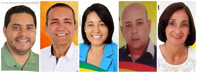 Cinco vereadores pretendem disputar a presidência da Câmara de Escada
