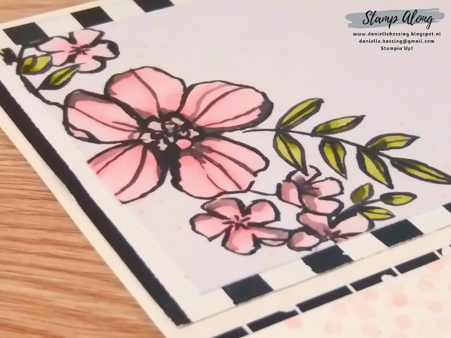 Stampin'Up! Petal Passion Memories & More