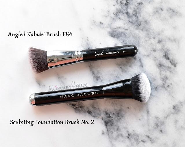 Marc Jacobs The Face II Sculpting Foundation Brush No. 2 Review