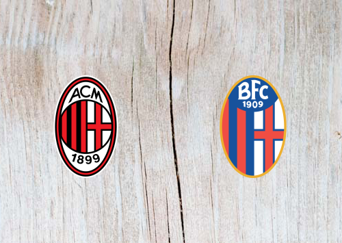 AC Milan vs Bologna - Highlights 6 May 2019