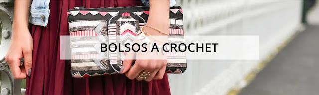 [Ropa y Accesorios] Bolsos a Crochet