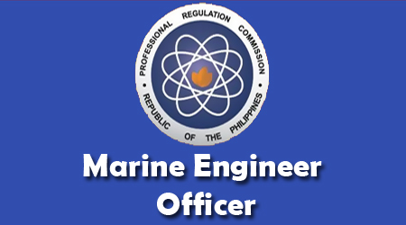 November 2014 Top 10 Marine Engineer Officers Board Exam Passers