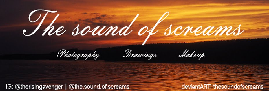 The sound of screams
