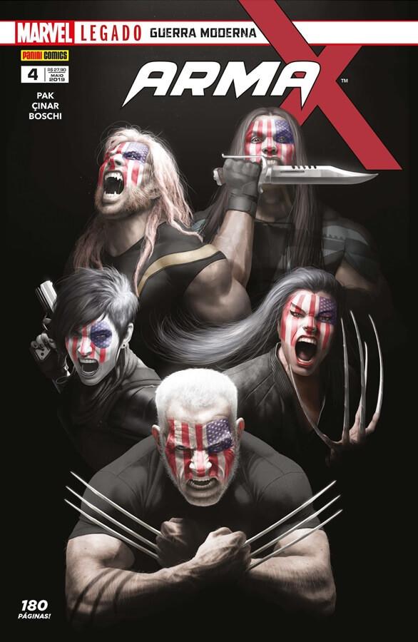 Checklist Marvel/Panini (Julho/2019 - pág.08) - Página 8 Arma%2Bx%2B4