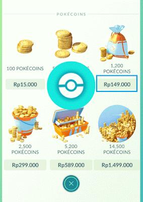 Cara Mendapatkan Coin Gratis Pokemon GO, How to Get Pokecoins for Free