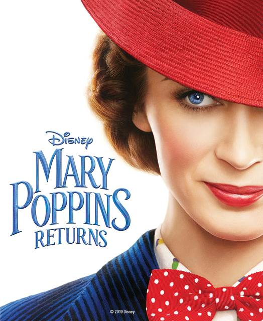 Contest: Win One Of 5 Digital Copies Of Mary Poppins