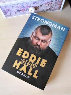 Photo of the book cover of Strongman: My Story by Eddie 'The Beast' Hall