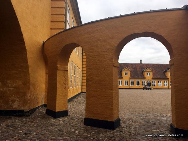 palacio de roskilde
