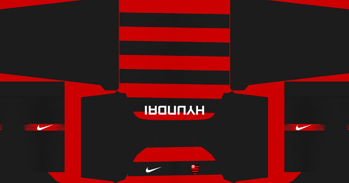 CR Flamengo Fantasy Kit Nike Pes 2020