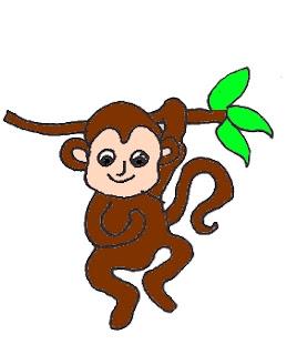 Few Lines on Monkey in Hindi