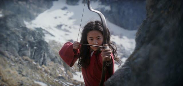 Crystal Liu Yifei Mulan