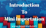 Introduction To Mini Importation (Complete Guide)