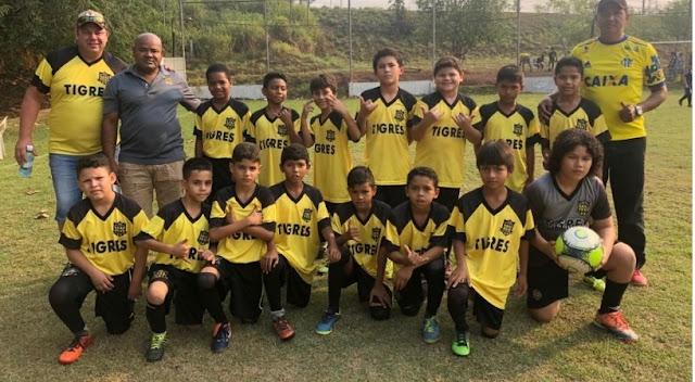 Equipe Mirim de Guajará-Mirim brilha na Capital e  arranca o título de vice em competição