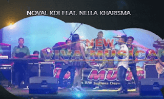 Lirik Lagu Tresno Selawase - Nella Kharisma ft Noval KDI