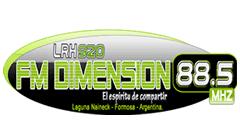 FM Dimensión 88.5