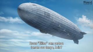 Kouya no Kotobuki Hikoutai - Episódio 03