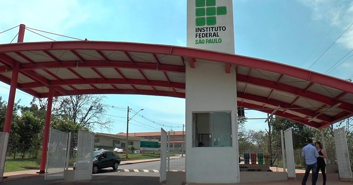 IFSP de Araraquara abre 160 vagas para quatro cursos
