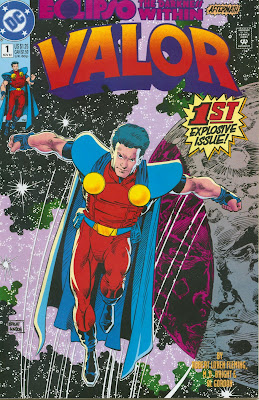 The Great Valor Yada Yada part 1: We read Valor issues 1-5 so you don't have to!
