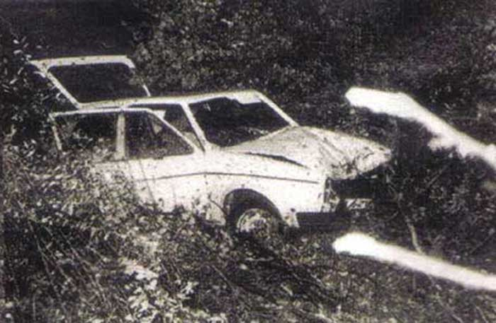 Gunther Stoll Car
