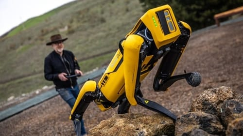 Boston Dynamics Introduces the Spot Robot to New Market