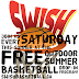 CONTINUES ALL SUMMER: SWISH Outdoor Basketball Drop In Centre Returns to Winnipeg This Summer; Starts July 7
