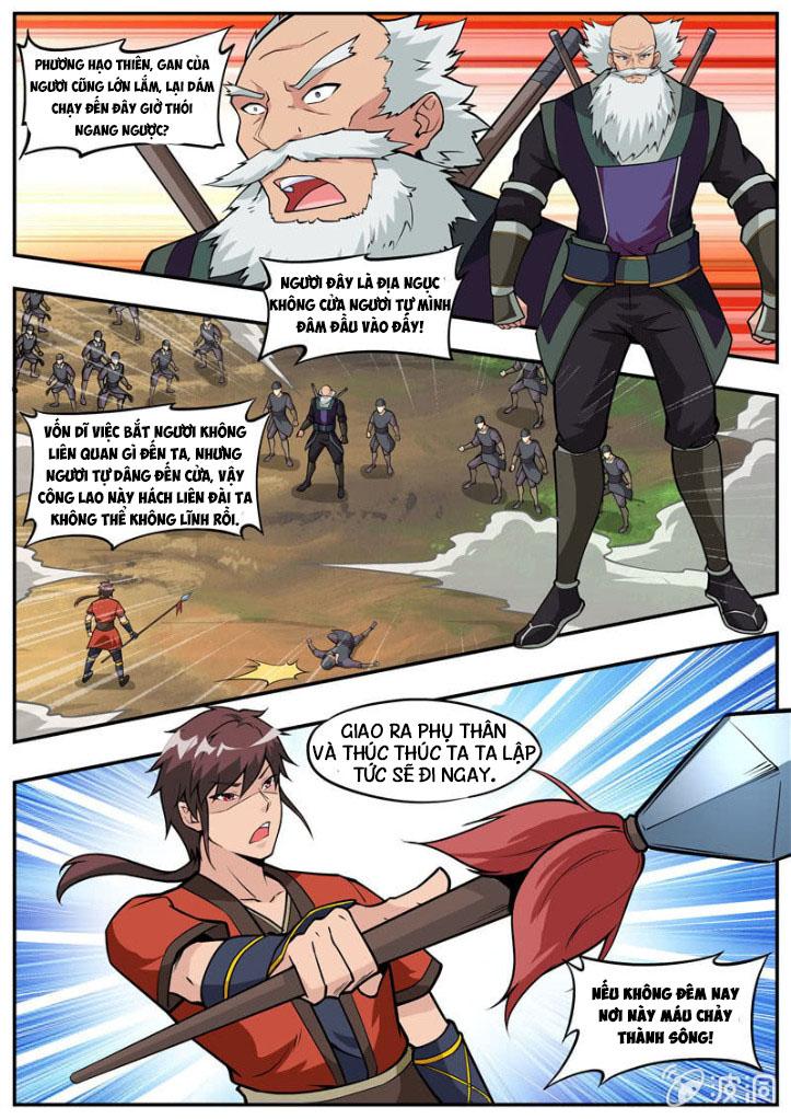 Đại Kiếm Thần chap 236 - Trang 5