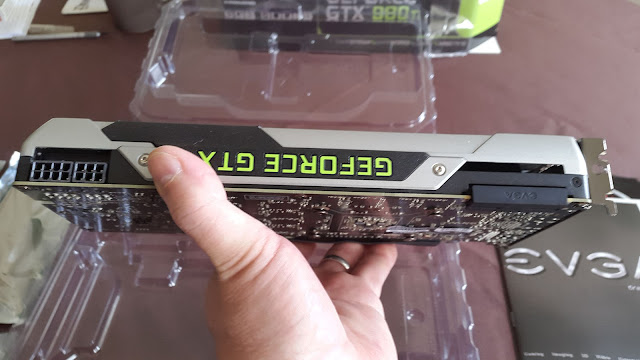 EVGA GeForce GTX 980 Ti Superclocked