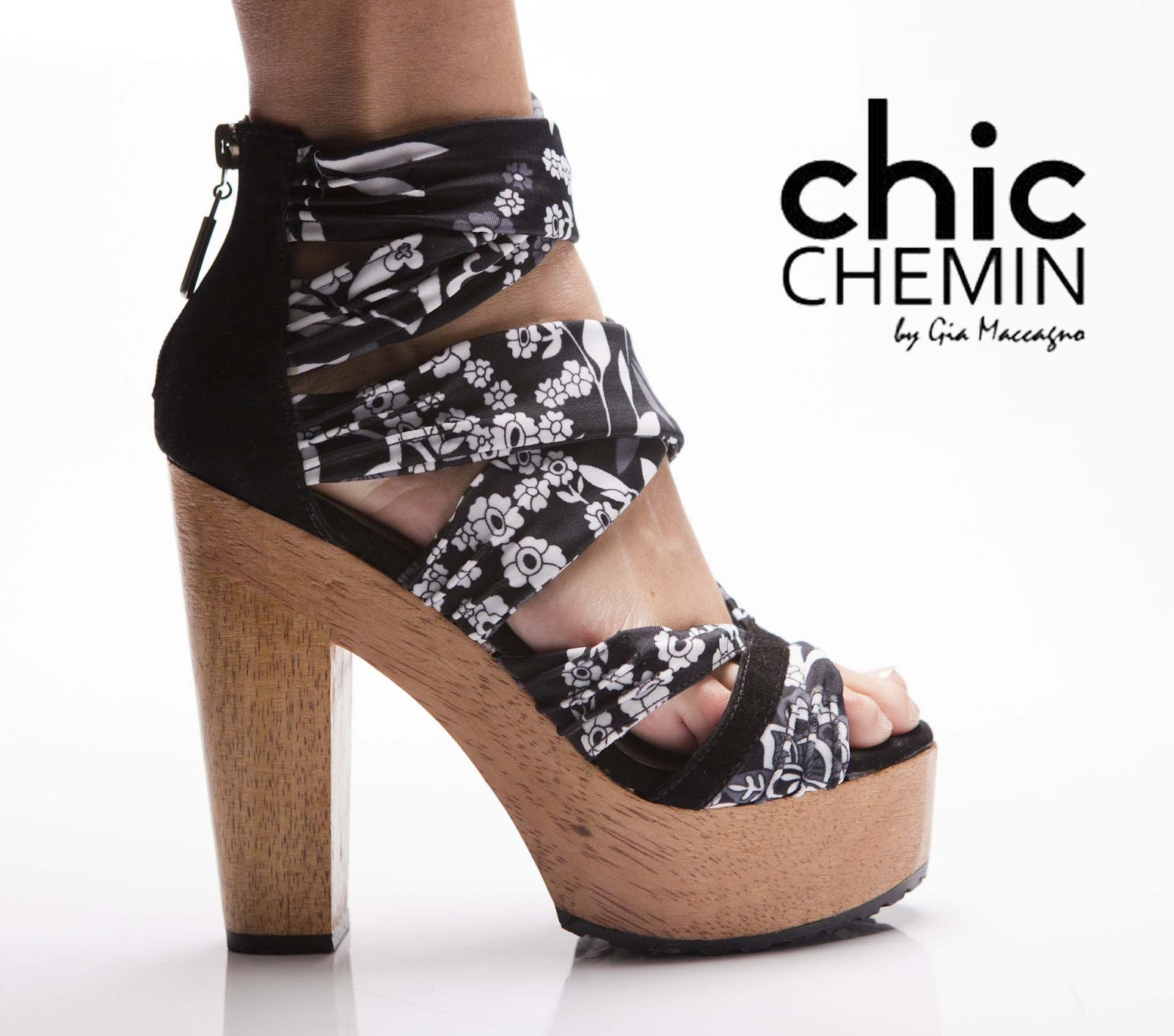 Zapatos Chic Chemin 7d862747ef7