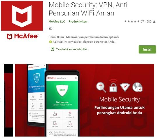 1 Antivirus Terbaik Untuk Android