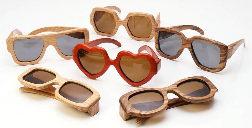 1b04baa52c Las gafas de madera son lo más trendy del momento, naturales, bonitas,  diferentes... Seguramente, muchas habréis oído ya hablar de ellas, no  descubro nada ...