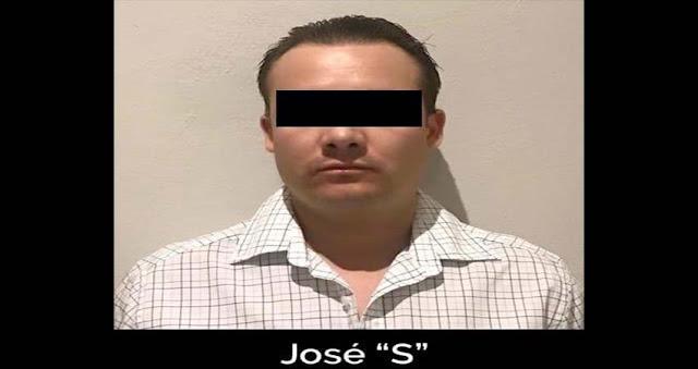 """En la plaza del Cártel Jalisco capturan a """"La Barbie"""" uno de los lideres de los Zetas de la Vieja Escuela de Tamaulipas"""