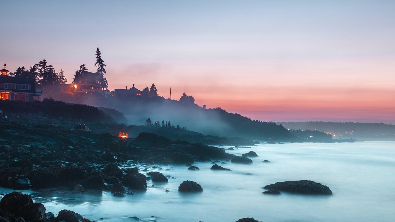 Top 20 Hình Nền Máy Tính Phong Cảnh Thiên Nhiên Hùng Vĩ