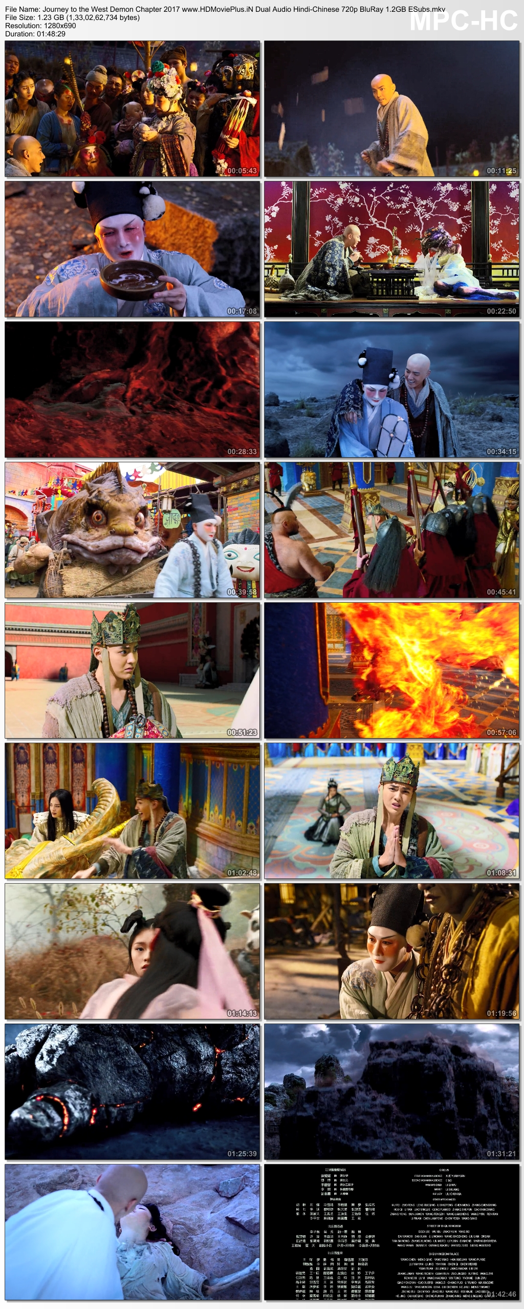 Journey to the West: Demon Chapter 2017 Dual Audio