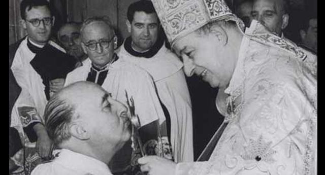 La Fundación Francisco Franco pide ayuda a la Iglesia para impedir la exhumación del dictador