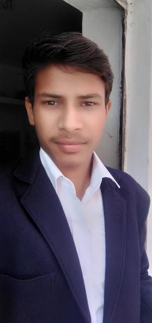 About Us Piyush Kumar Singh