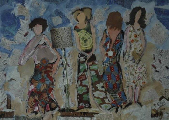 Женщины и движение. Deborah Esses