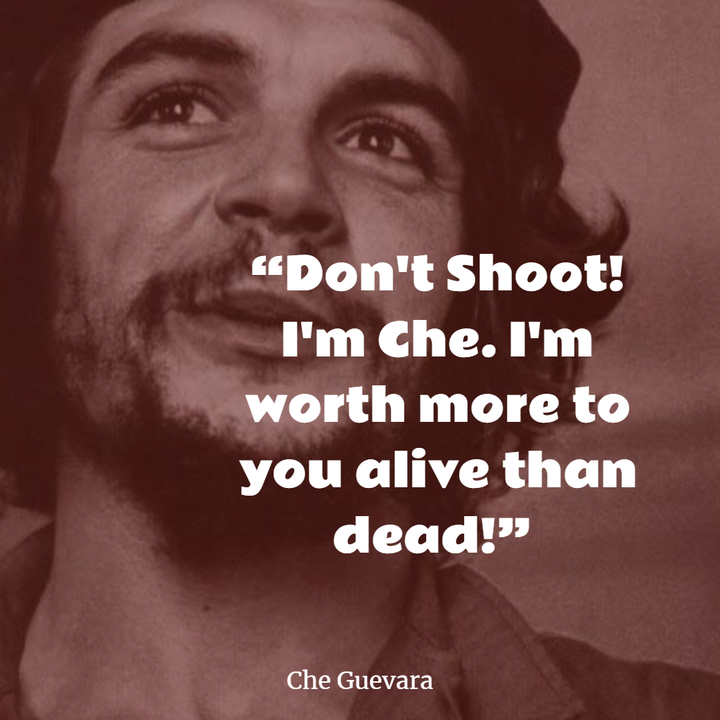 Ernesto Che Guevara best inspiring Images quotes and ...