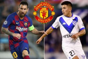 Argentina's 'New Messi' To Snub Man United Offer Because Of His Idol