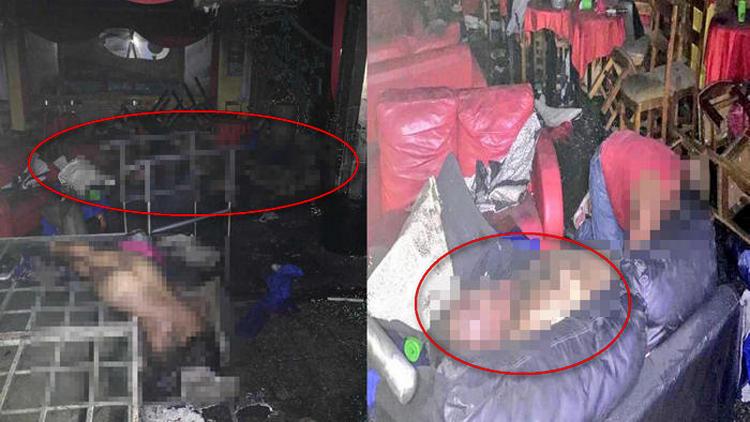 Por disputa y control de la zona entre CJNG y Zetas dieron inicio a la aterradora masacre en el bar Caballo Blanco en Coatzacoalcos